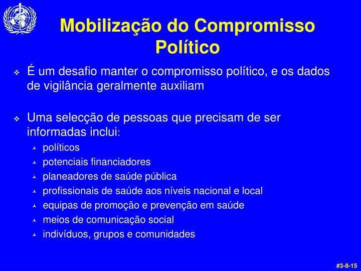 Mobilização do Compromisso Político