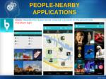 people nearby applications2