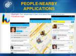 people nearby applications5