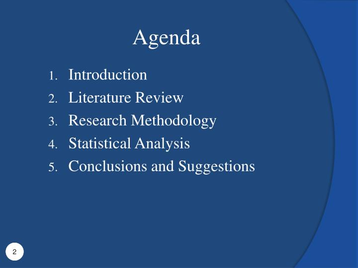 review of statistical analysis A literature review surveys books, scholarly articles, and any other sources relevant to a particular issue, area of research, or theory, and by so doing, provides a description, summary, and critical evaluation of these works in relation to the research problem being investigated literature.