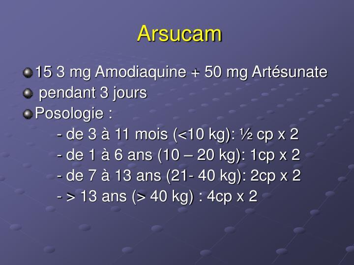 Arsucam