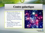 centre galactique