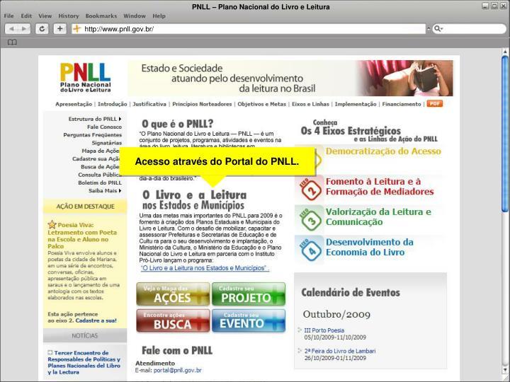 PNLL – Plano Nacional do Livro e Leitura