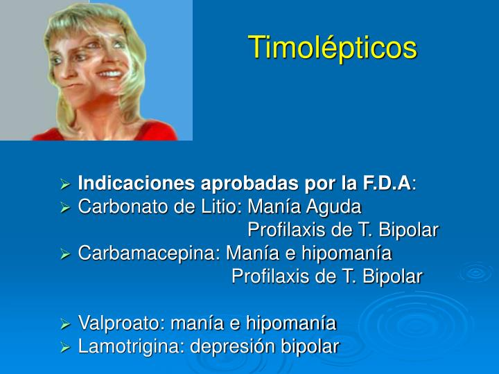 Timolépticos