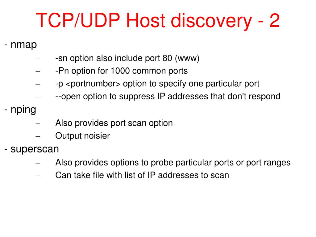 PPT - What is Scanning? PowerPoint Presentation - ID:4606796