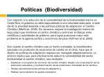 pol ticas biodiversidad1