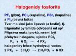 halogenidy fosforit