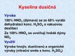 kyselina dusi n2