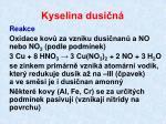 kyselina dusi n3