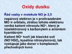 oxidy dus ku3