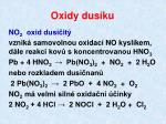 oxidy dus ku6