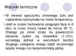 warunki termiczne2