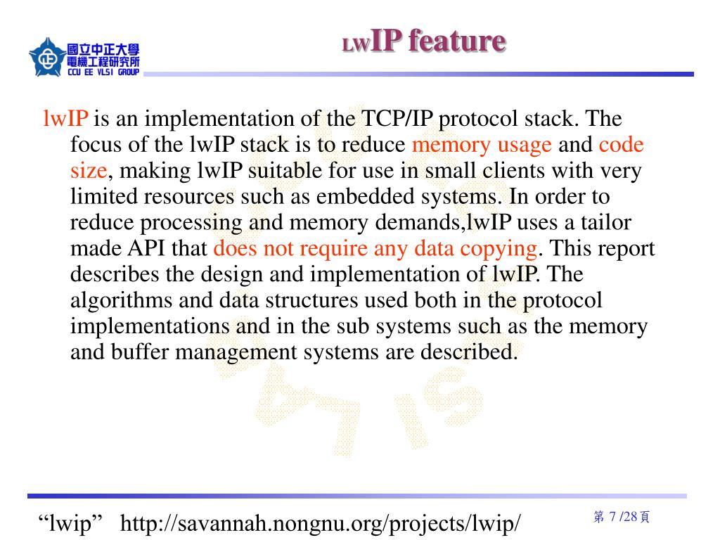 Lwip Device