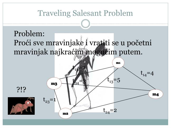 Traveling Salesant Problem