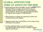 global appetite for african assets on the rise3