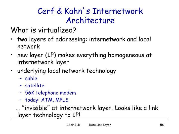 Cerf & Kahn