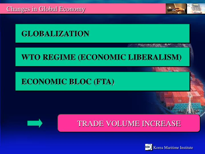 Changes in Global Economy