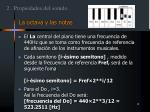 la octava y las notas1