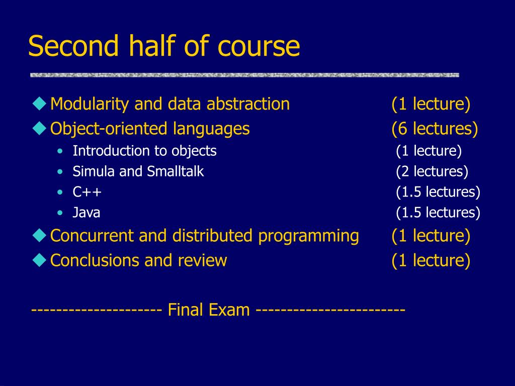 PPT - Programming Languages PowerPoint Presentation - ID:4611954