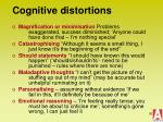 cognitive distortions1