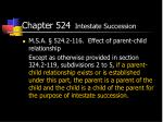 chapter 524 intestate succession8
