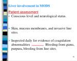 liver involvement in mods1