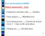 liver involvement in mods2