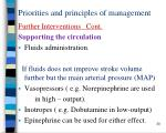priorities and principles of management7