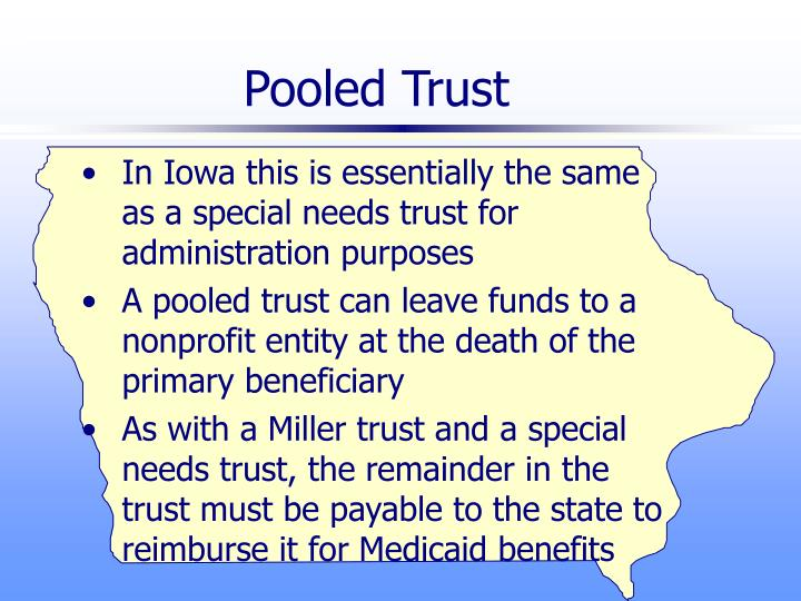Pooled Trust
