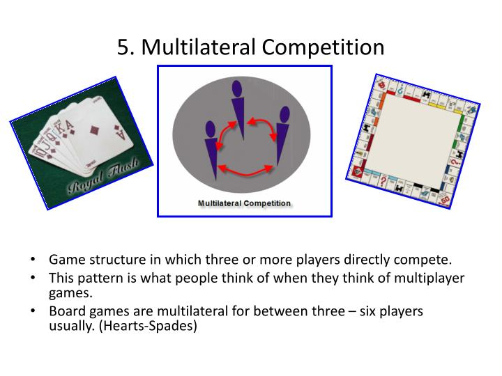 5. Multilateral Competition