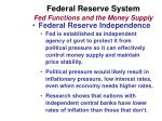 federal reserve system7