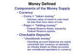 money defined1