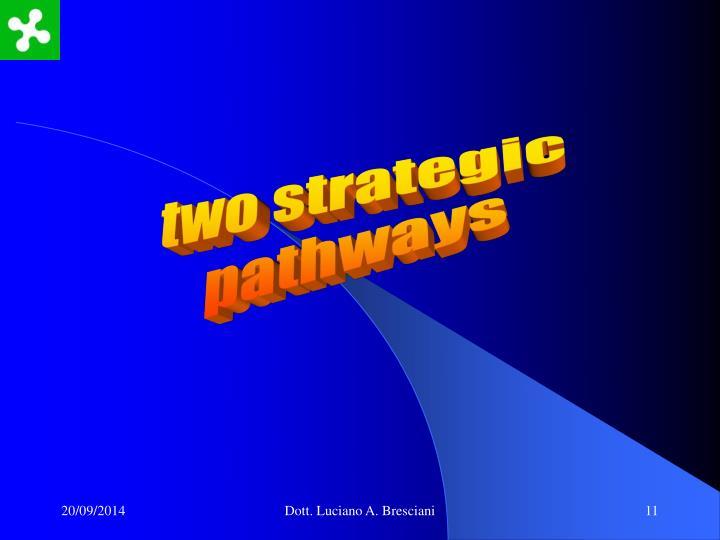 two strategic