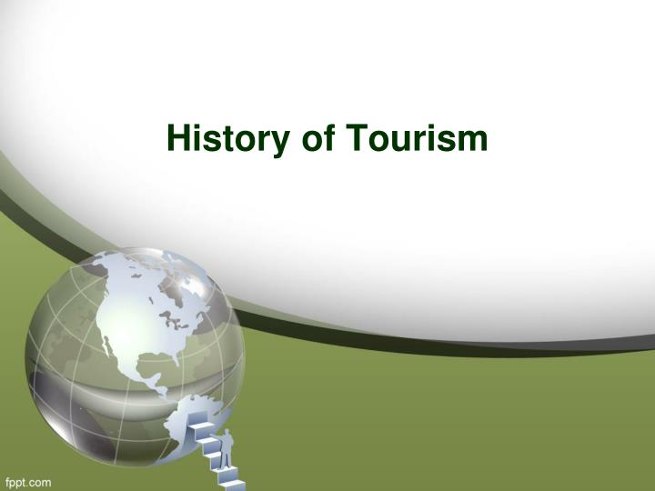 history of tourism n.