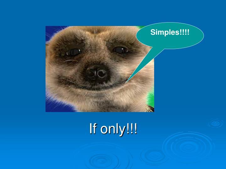 Simples!!!!