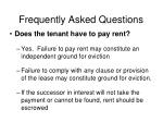 frequently asked questions3