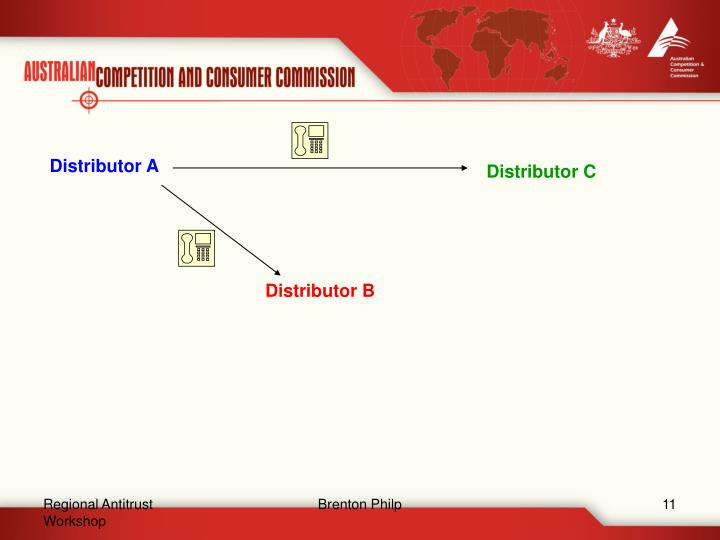 Distributor A