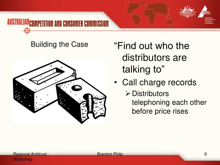 Building the Case
