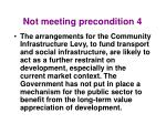 not meeting precondition 41