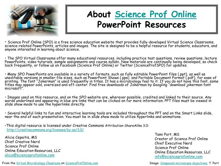 ppt about science prof online powerpoint resources powerpoint