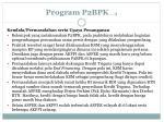 program p2bpk 3