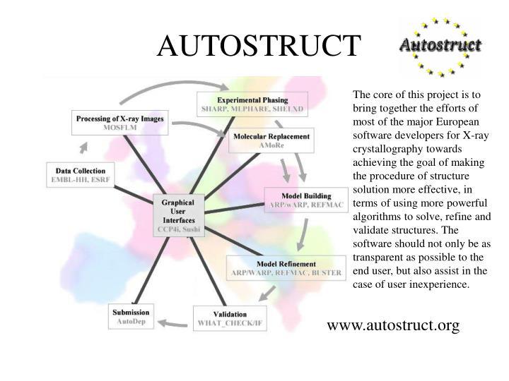 AUTOSTRUCT