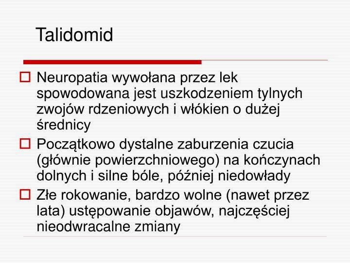 Talidomid