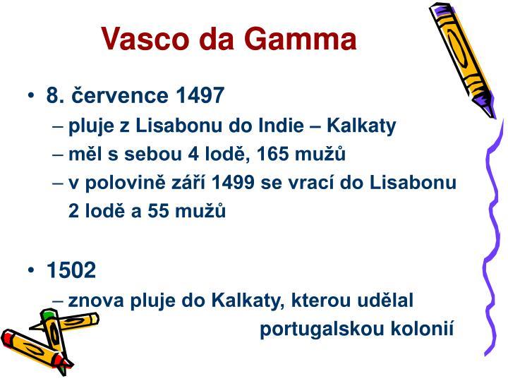 Vasco da Gamma