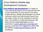 cross platform mobile app development company2