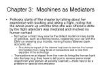chapter 3 machines as mediators