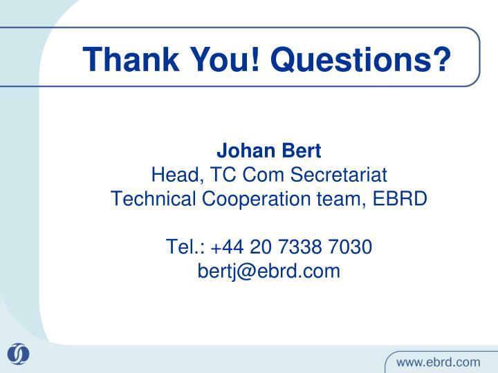 Johan Bert