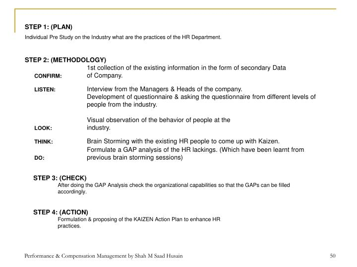 questionnaire on compensation management