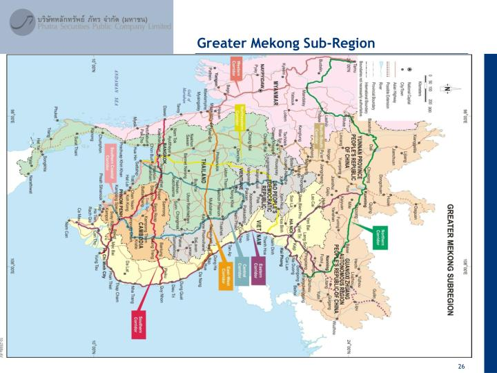 Greater Mekong Sub-Region