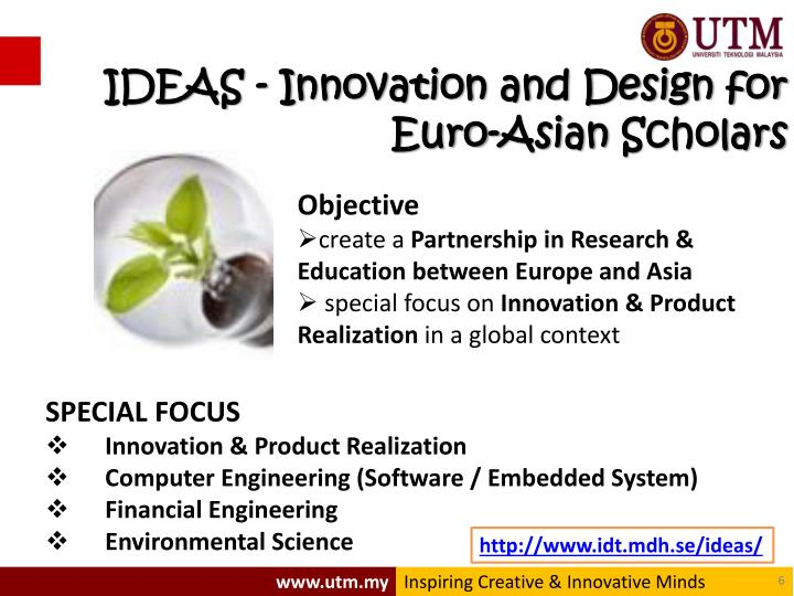 http://www.idt.mdh.se/ideas/